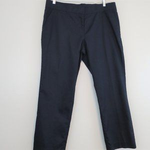 Tory Burch Cropped Ankle Pant
